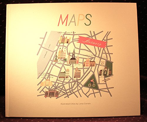 9781615849413: Maps Illustrated Cities by Lena Corwin
