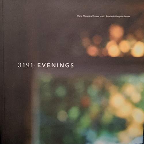 9781615849499: 3191: Evenings