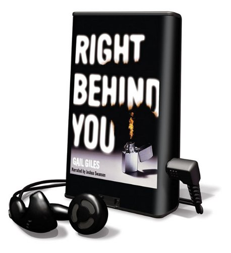 Right Behind You [With Earbuds] (1615875263) by Gail Giles