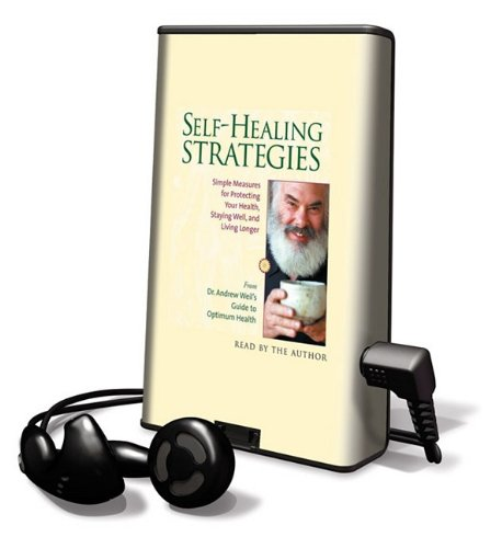 9781615877478: Self-Healing Strategies (Playaway Adult Nonfiction)