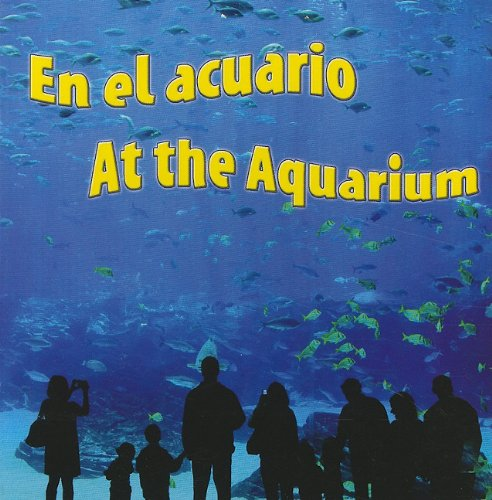 En el acuario (Rourke Board Books): Cambridge