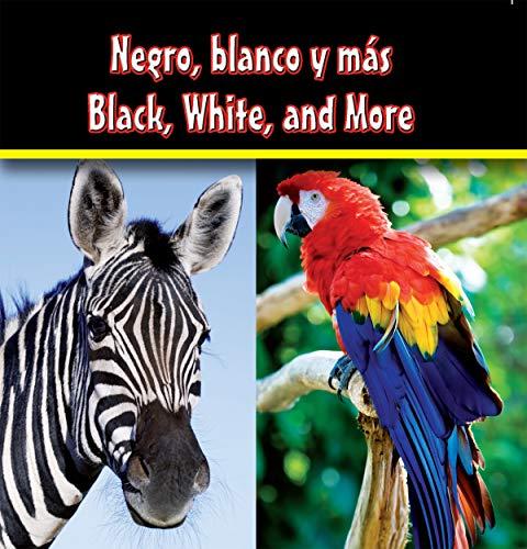 9781615901159: Negro, blanco y mas (Rourke Board Books)