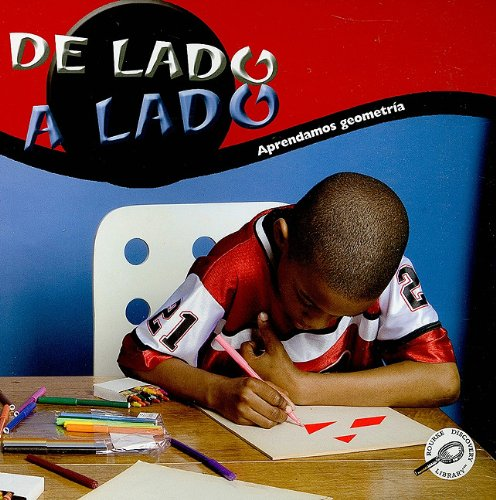 de Lado a Lado: Aprendamos Geometria (Enfoque Matematico) (Spanish Edition): Harris, Nancy