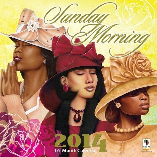 9781615960798: Sunday Morning 16-Month Calendar