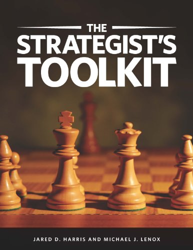 9781615981977: The Strategist's Toolkit