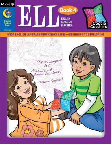 9781616017064: Cootie Catchers: ELL Book 4 - Beginning to Developing