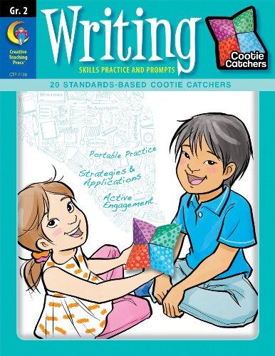 9781616017118: Cootie Catchers: Writing, Grade 2