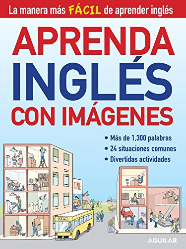 9781616052256: Aprenda inglés con imágenes (Spanish Edition)