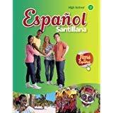 9781616052560: Espanol Santillana HS Student Edition Level 2
