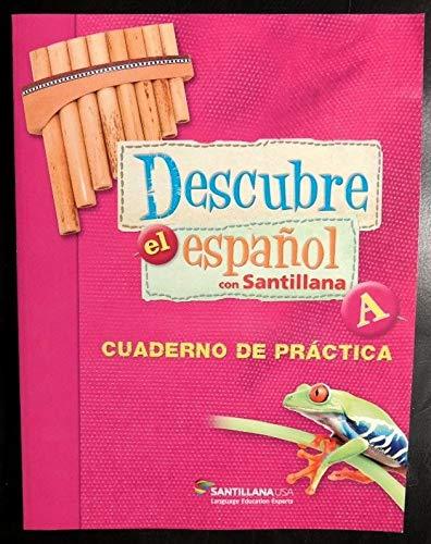 9781616055806: Descubre el Espa�ol Practice Book Digital with Tg-K