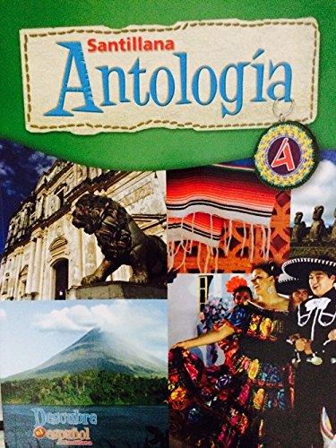 9781616056353: Santillana Antologia Level 4