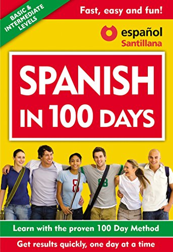 9781616058647: Spanish in 100 Days (Spanish Edition)