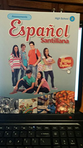 Espanol Assessments for Teachers High School 3: Rosario Cantu, Maria