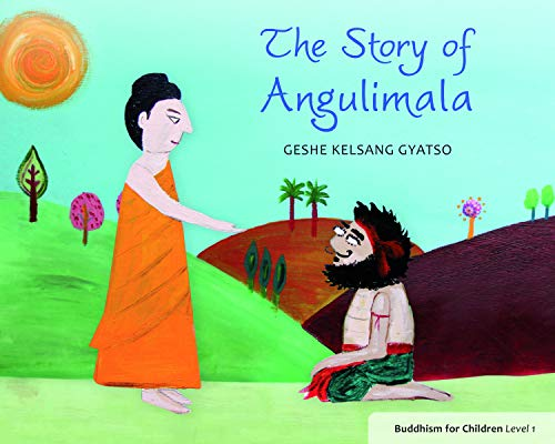 9781616060213: The Story of Angulimala: Buddhism for Children Level 1