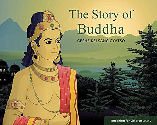 9781616060220: The Story of Buddha: Buddhism for Children Level 2