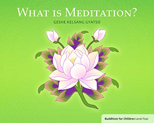 9781616060244: What is Meditation?: Buddhism for Children Level 4
