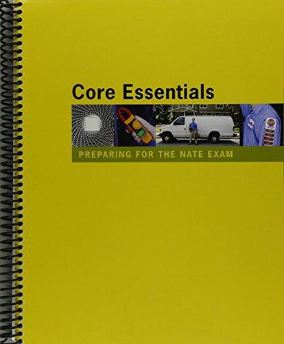 9781616071165: Preparing For The NATE Exam: Core Essentials