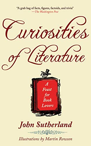 9781616080747: Curiosities of Literature: A Feast for Book Lovers
