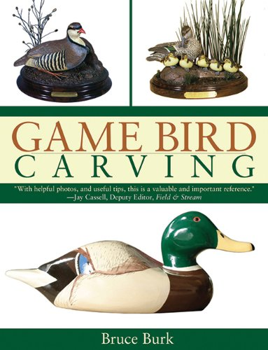 Game Bird Carving (1616081317) by Bruce Burk