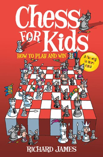 9781616081461: Chess for Kids: How to Play and Win