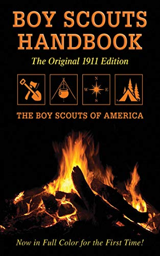 9781616081980: Boy Scouts Handbook: Original 1911 Edition