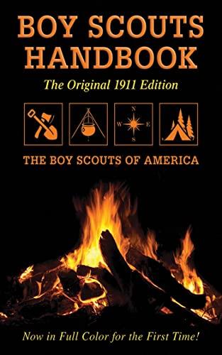 9781616081980: Boy Scouts Handbook