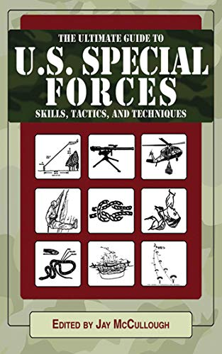 9781616082086: Ultimate Guide to U.S. Special Forces Skills, Tactics, and Techniques (The Ultimate Guides)