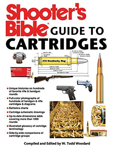 9781616082222: Shooter's Bible Guide to Cartridges