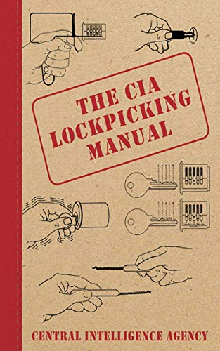 9781616082321: The CIA Lockpicking Manual