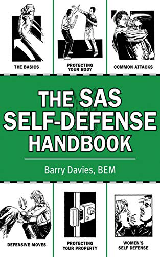 9781616082901: SAS Self-Defense Handbook