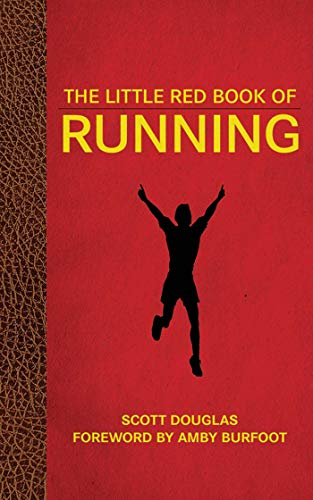 9781616082963: The Little Red Book of Running (Little Red Books)