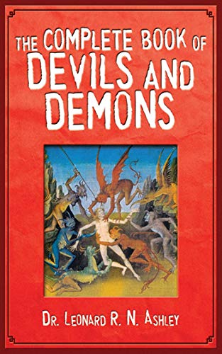 9781616083335: The Complete Book of Devils and Demons
