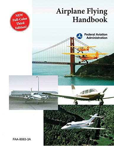 9781616083380: Airplane Flying Handbook (FAA-H-8083-3A)