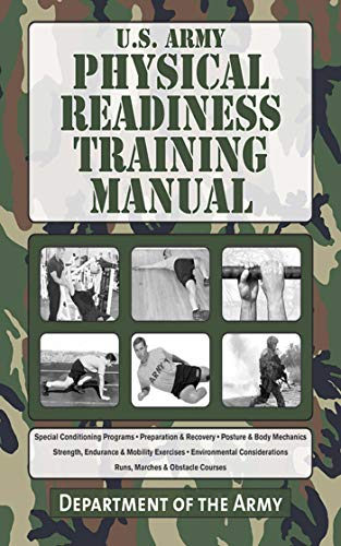 9781616083625: U.S. Army Physical Readiness Training Manual (US Army Survival)
