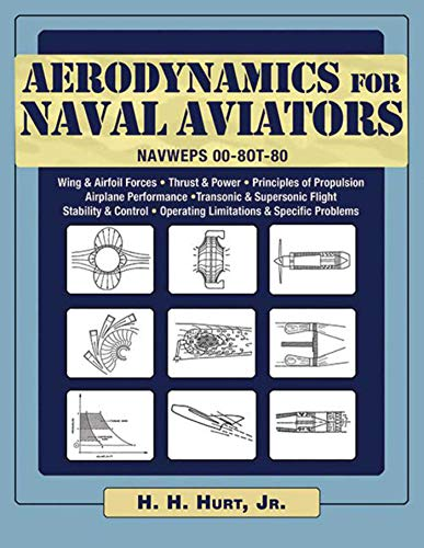 Aerodynamics for Naval Aviators (NAVWEPS 00-80T-80): H. H. Hurt, Jr.