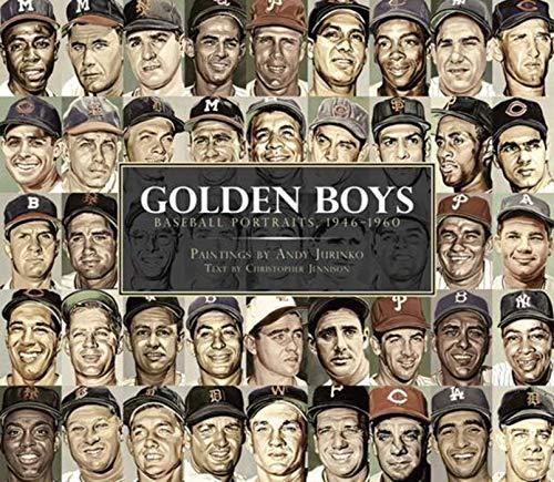 Golden Boys: Baseball Portraits, 1946-1960: Andy Jurinko