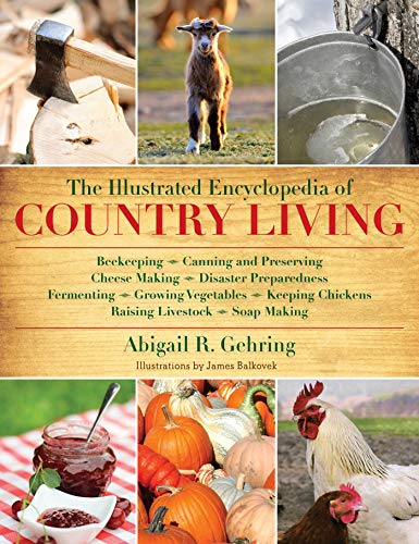 9781616084677: The Illustrated Encyclopedia of Country Living
