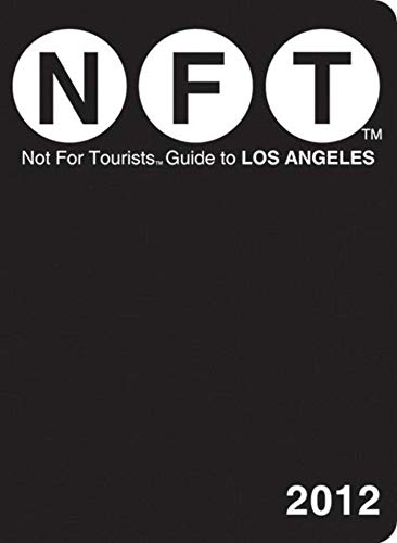 9781616085292: Not For Tourists Guide to Los Angeles: 2012