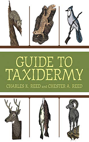 9781616085391: Guide to Taxidermy