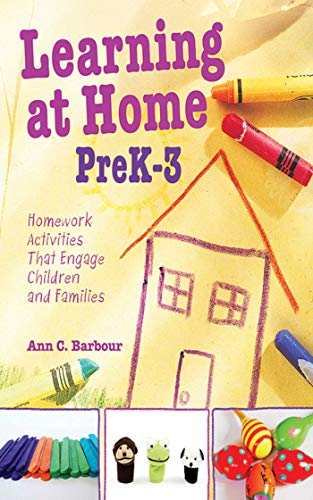 9781616085483: Learning at Home Pre K-3: Homework Activities that Engage Children and Families