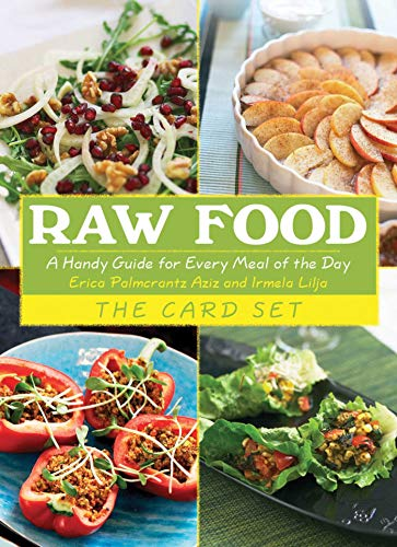 9781616086961: Raw Food: The Card Set: A Handy Guide for Every Meal of the Day