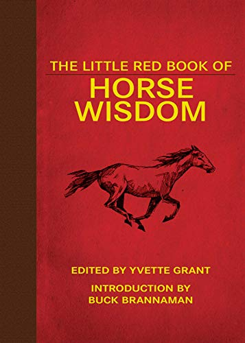 9781616087074: The Little Red Book of Horse Wisdom (Little Red Books)