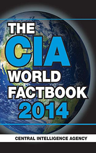 9781616088231: The CIA World Factbook 2013