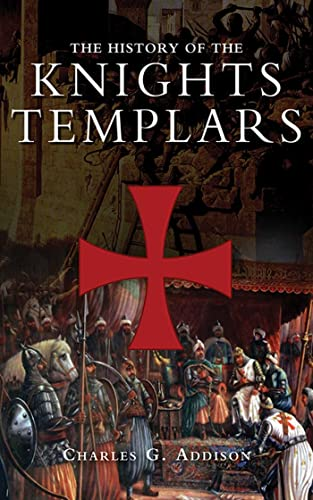 9781616088460: The History of the Knights Templars