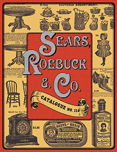 9781616088736: Sears, Roebuck & Co.: Catalogue No. 114