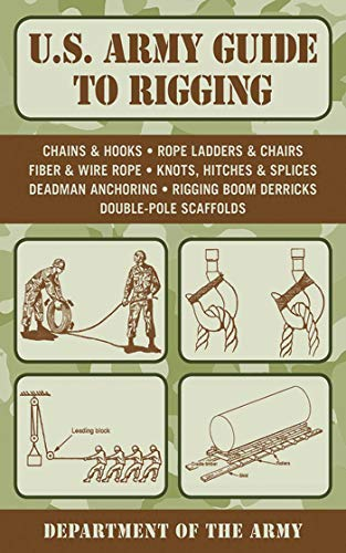 U.S. Army Guide to Rigging: Department of the Army