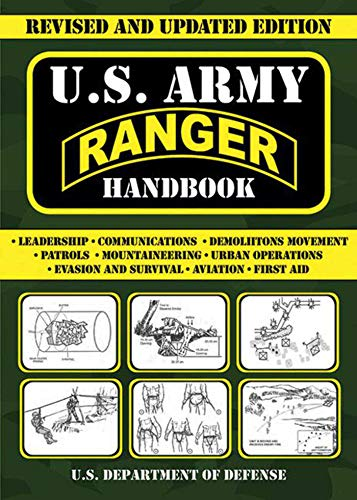 9781616088774: U.S. Army Ranger Handbook: Revised and Updated Edition (US Army Survival)