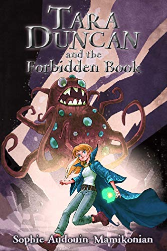Tara Duncan and the Forbidden Book: Audouin-Mamikonian, Princess Sophie