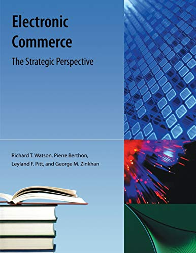 9781616100292: Electronic Commerce: The Strategic Perspective