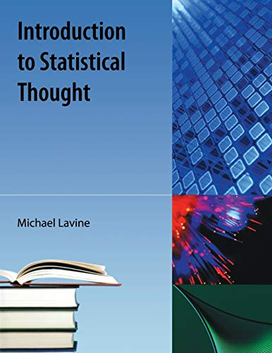 9781616100483: Introduction to Statistical Thought